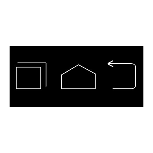 Soft Keys - Home Back Button icon