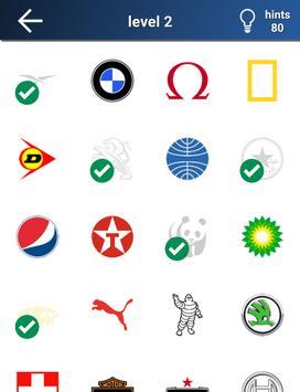 Quiz: Logo game screenshot 16