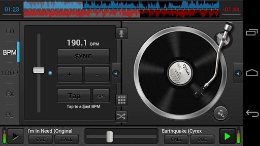 DJ Studio 5 - Free music mixer screenshot 3