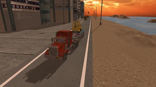 River Sand Excavator Simulator 3D screenshot 6