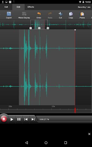 WavePad Audio Editor Free screenshot 14