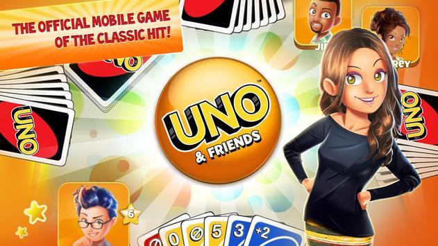 UNO ™ & Friends 7 تصوير الشاشة