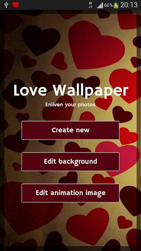 Romantic Live love wallpaper 2 تصوير الشاشة