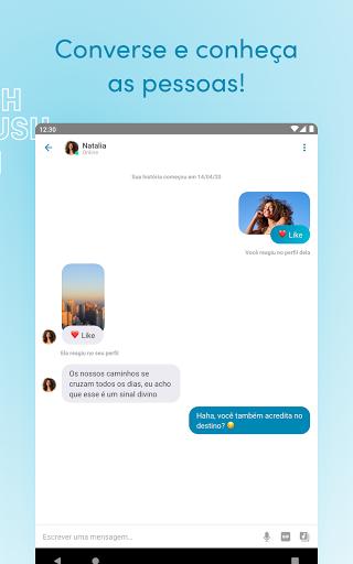 happn — App de paquera screenshot 14