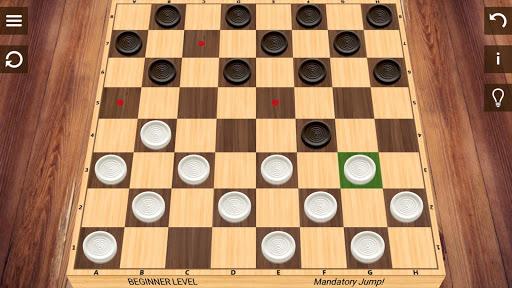 لعبة الداما 4 تصوير الشاشة