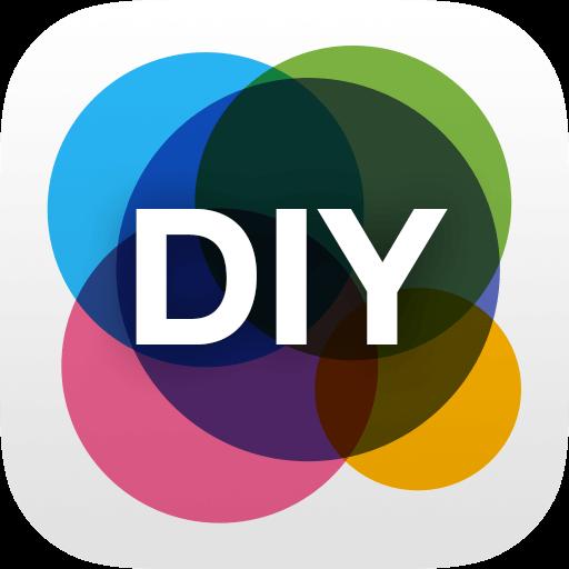 GO SMS Theme DIY أيقونة