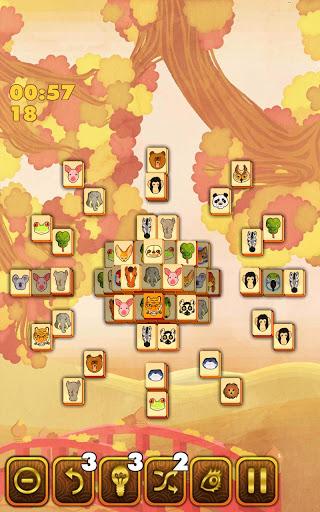 Mahjong Deluxe 11 تصوير الشاشة