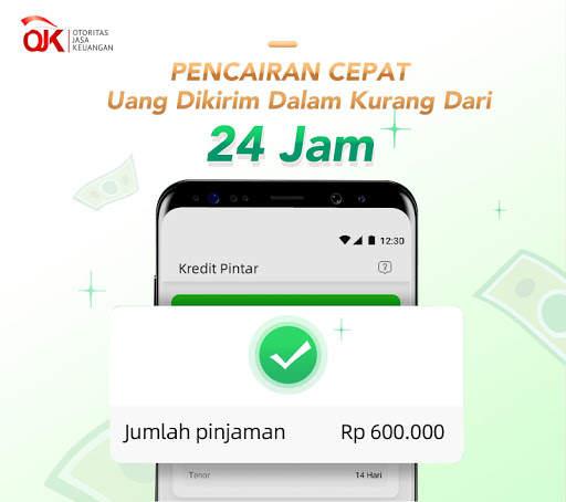 Kredit Pintar - Pinjaman Uang Tunai Dana Rupiah screenshot 3