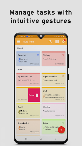 Super Notes Plus - Notepad, Notes and Checklist screenshot 8