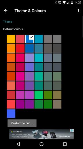 Launcher 10 screenshot 7