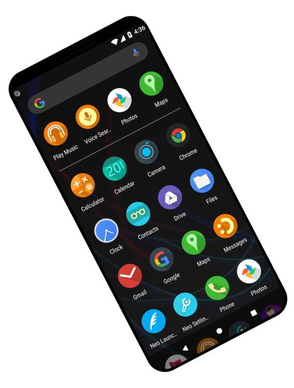 Launcher for Android ™ screenshot 2