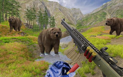 Wild Deer Hunting Adventure: Animal Shooting Games screenshot 4