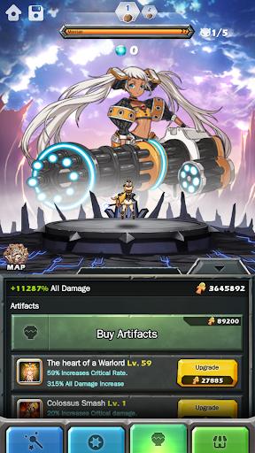 Monster Warlord screenshot 6