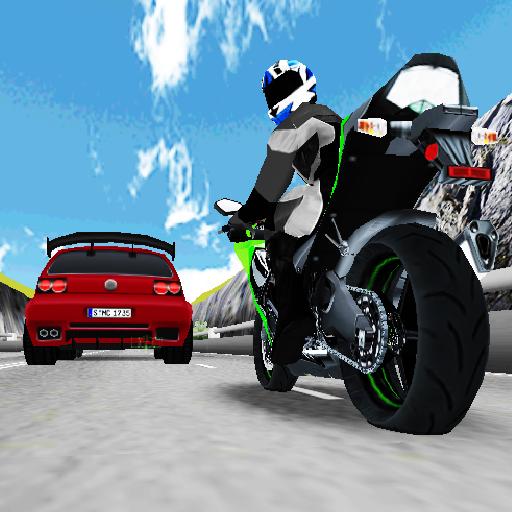 MOTO Furious HD أيقونة