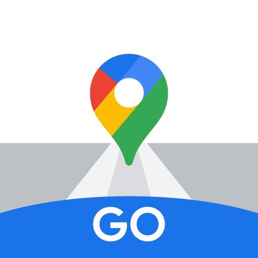Navigation for Google Maps Go أيقونة