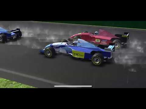 Formula Classic - 90's Racing screenshot 1