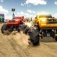 Demolition Derby 2021 - Monster Truck Destroyer on 9Apps