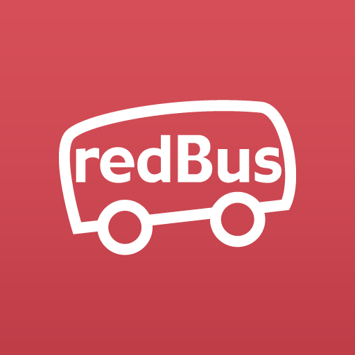 redBus - Online Bus Tickets and Ferry Booking App icon