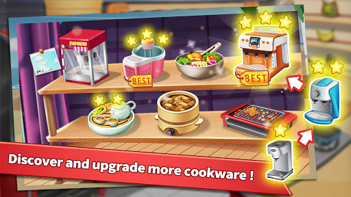 Rising Super Chef - Craze Restaurant Cooking Games 4 تصوير الشاشة