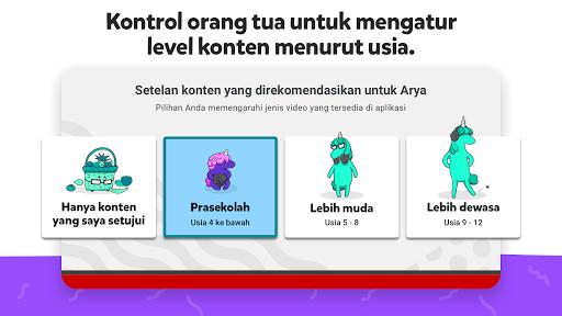 YouTube Kids screenshot 3