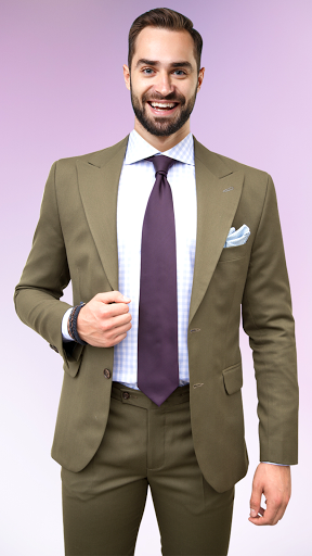 Man Suit Photo Editor screenshot 3