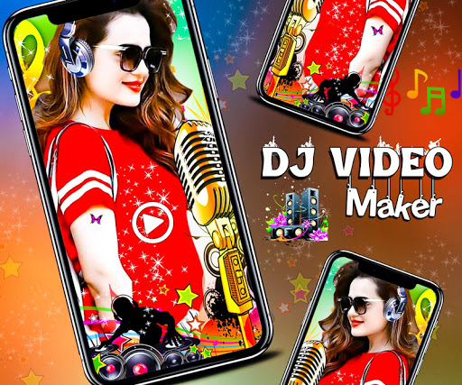 Dj Video mixer 2020-Photo video maker 1 تصوير الشاشة