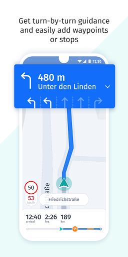 HERE WeGo Maps & Navigation screenshot 3