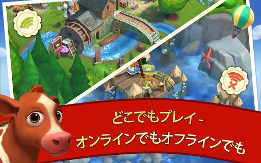 FarmVille 2: のんびり農場生活 screenshot 9
