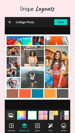 Photo collage, Photo frame screenshot 21