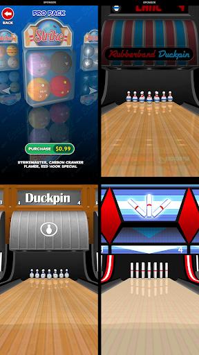 Strike! Ten Pin Bowling 9 تصوير الشاشة