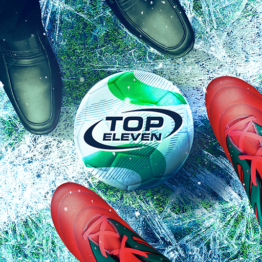 Top Eleven - Be a soccer manager أيقونة