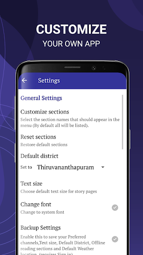 Manorama Online News App - Malayala Manorama 8 تصوير الشاشة