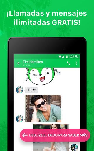 Nextplus: Llama Gratis   Texto screenshot 8
