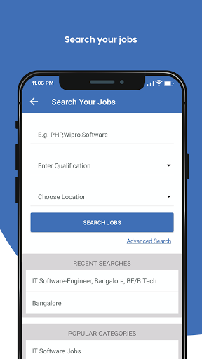 Freshersworld Walk-ins,Part time,Private/Govt Jobs screenshot 3