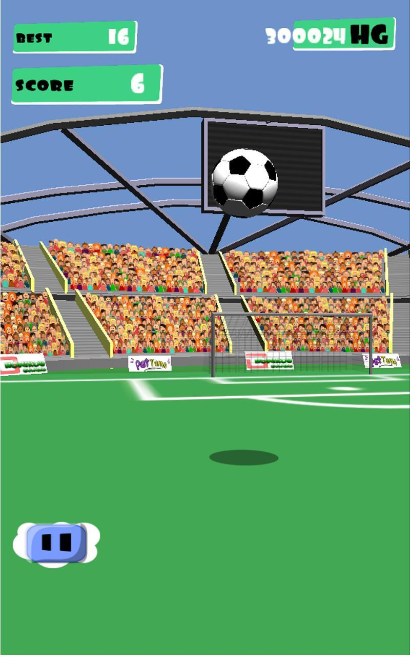Juggle Soccer 1 تصوير الشاشة