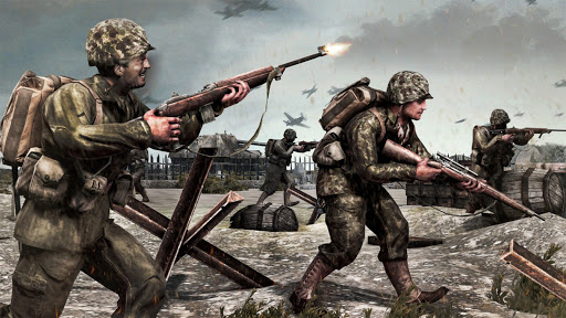Call Of Courage : WW2 FPS Action Game screenshot 3