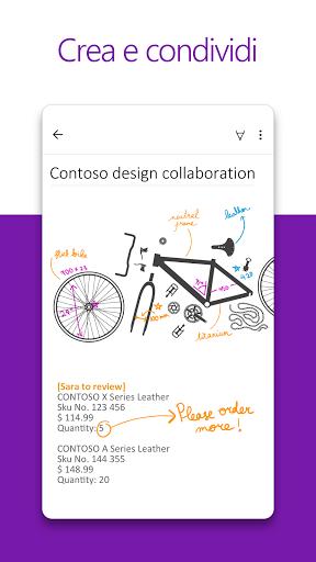 Microsoft OneNote: salva idee e organizza note screenshot 4