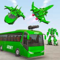 Army Bus Robot Car Game – Transforming robot games on APKTom