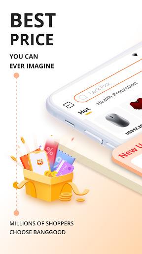 Banggood - Global leading online shop screenshot 1