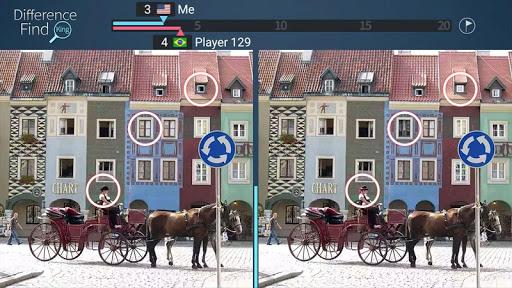 الفرق اكتشاف الملك 4 تصوير الشاشة