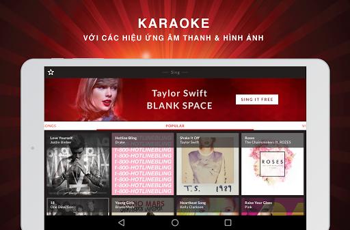 StarMaker Lite: Cùng hát với 50 triệu yêu âm nhạc screenshot 9