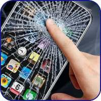 Broken Screen Prank on 9Apps