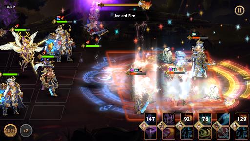Fantasy League: Strategi RPG berbasis giliran screenshot 4