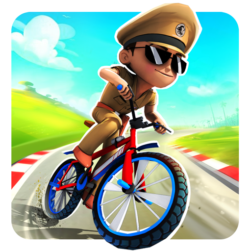 Little Singham Cycle Race icon