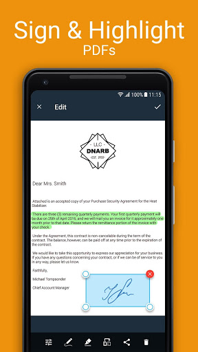 Scanner App for Me: Scan Documents to PDF screenshot 2