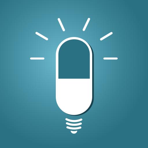 تنظيم اوقات الدواء والتذكير بجرعات العلاج أيقونة
