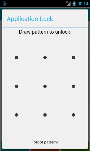 Application Lock 4 تصوير الشاشة