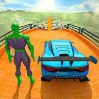 Superhero Car Games GT Racing Stunts - Game 2021 on APKTom