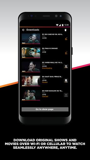 ALTBalaji - Watch Web Series, Originals & Movies 4 تصوير الشاشة
