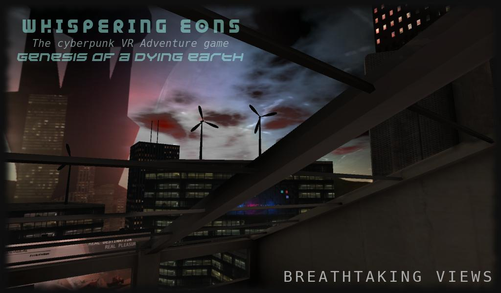 Whispering Eons #0 (VR Cardboard adventure game) 4 تصوير الشاشة